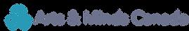 Arts and Minds Canada logo