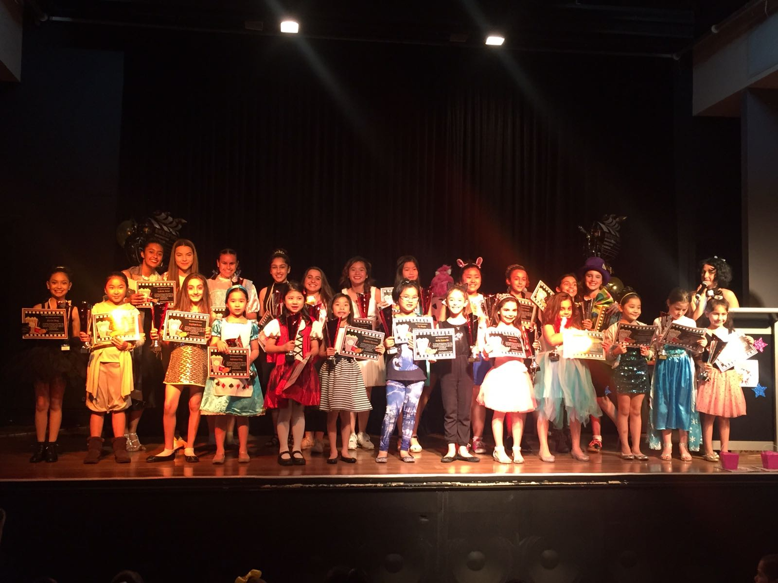 Grand Finalists