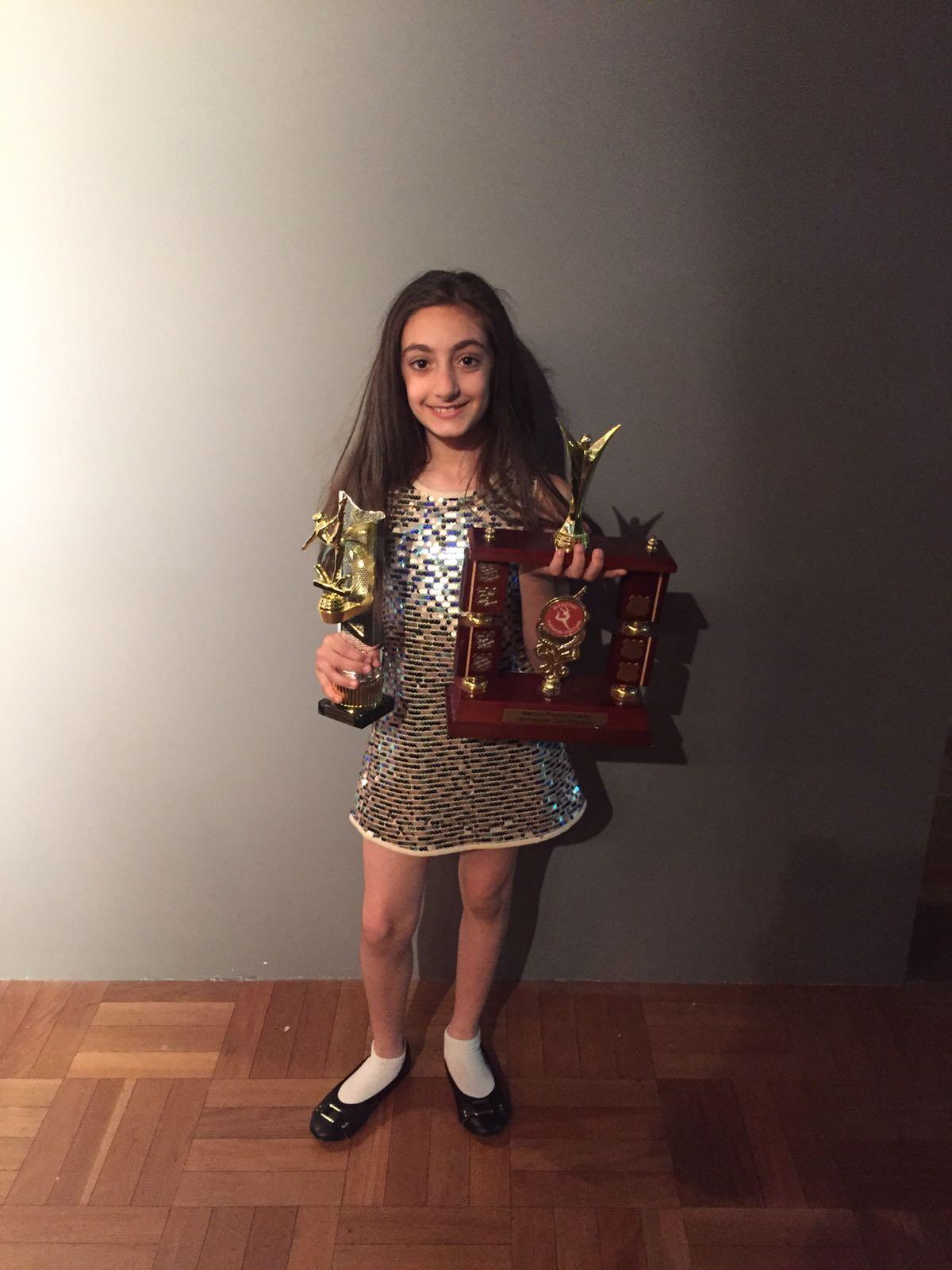 Intermediate Club Champion 2016
