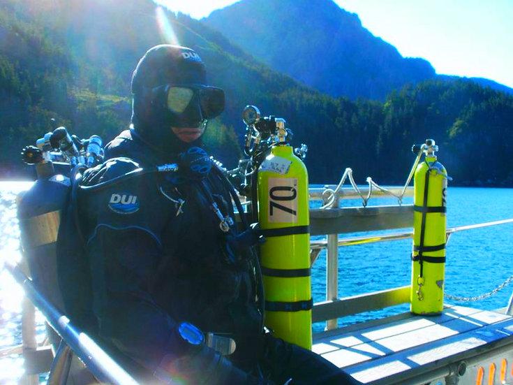 GUE Recreational Diver 3
