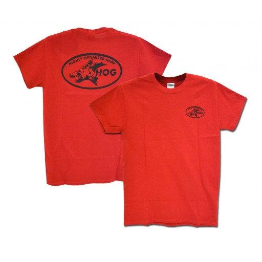 HOG T Shirt Red