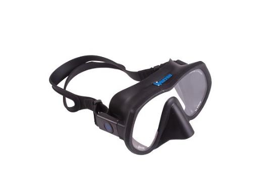 Halcyon H-View Frameless Mask