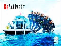PADI ReActivate Scuba Refresher