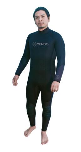 XS SCUBA 7MM Mendocino Full Wetsuit