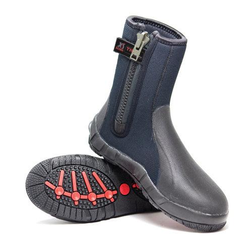 XS Scuba 8mm Thug Zipper Boots
