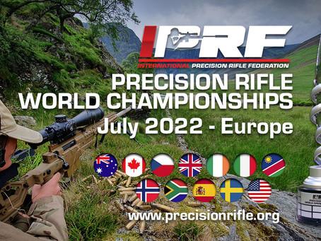E' nata la IPRF, la Federazione Internazionale del Precision Rifle