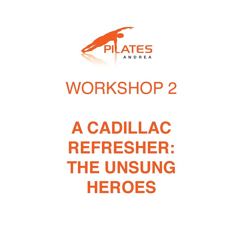A CADILLAC REFRESHER
