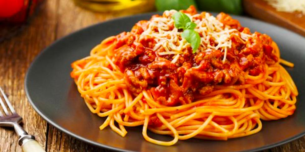 Spirit and Spaghetti!