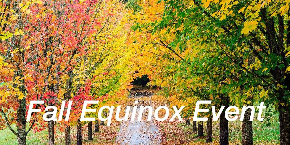 Fall Equinox Event