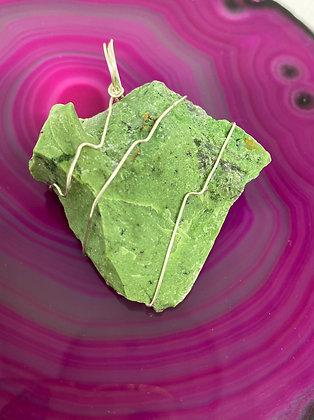 Wrap Raw Green Opal