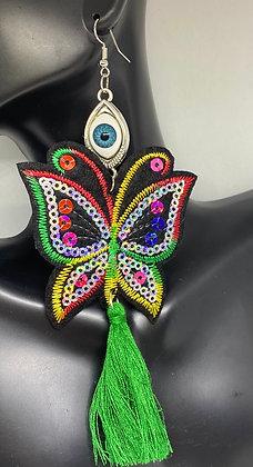 Eye of a Butterfly