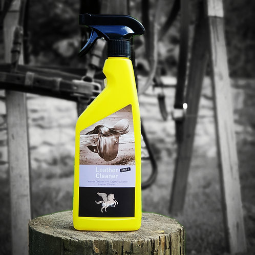 B & E Leather Cleaner (Step 1)