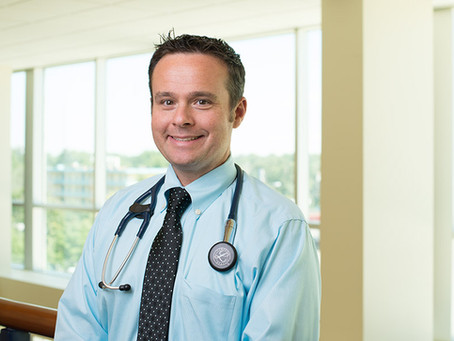 An Interview with Heart Doctor, Dr. Andrew Freeman