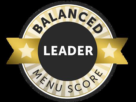 Balanced Menu Scorecard