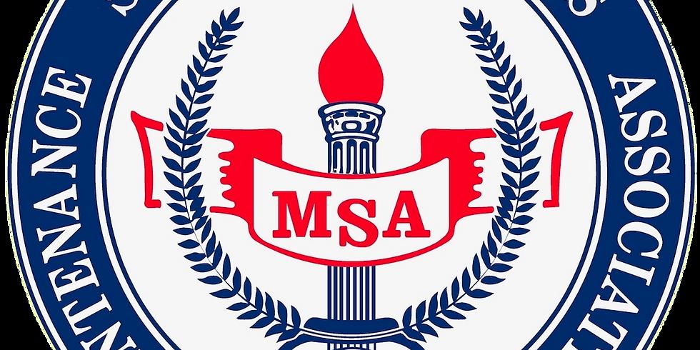 MSA Vendor Equipment & Trade Show - Agency Attendee Registration