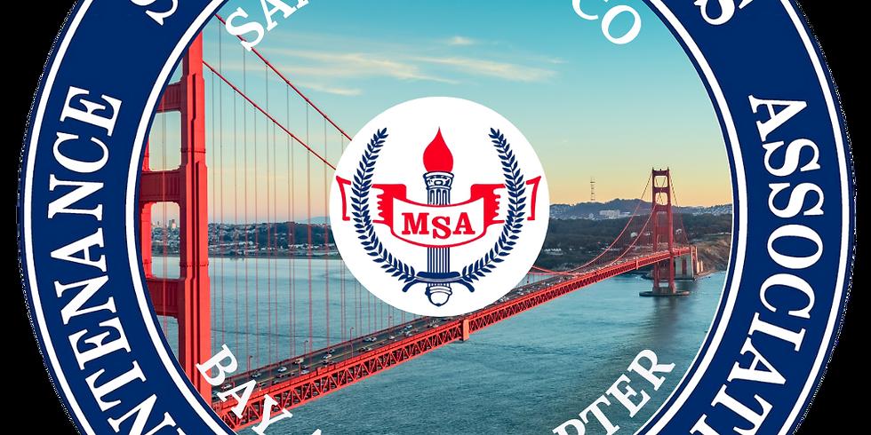 MSA SFBA Annual Chapter Membership