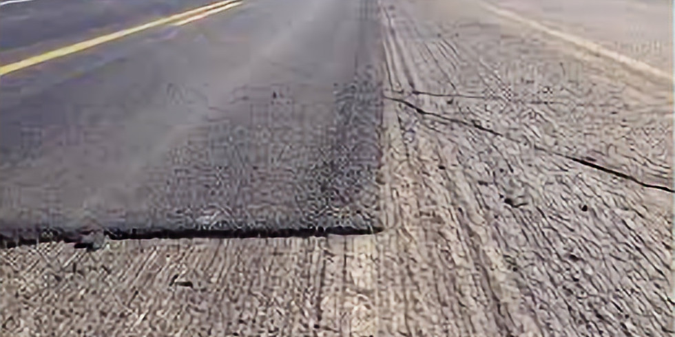 CANCELLED - Pavement Resurfacing - March Workshop