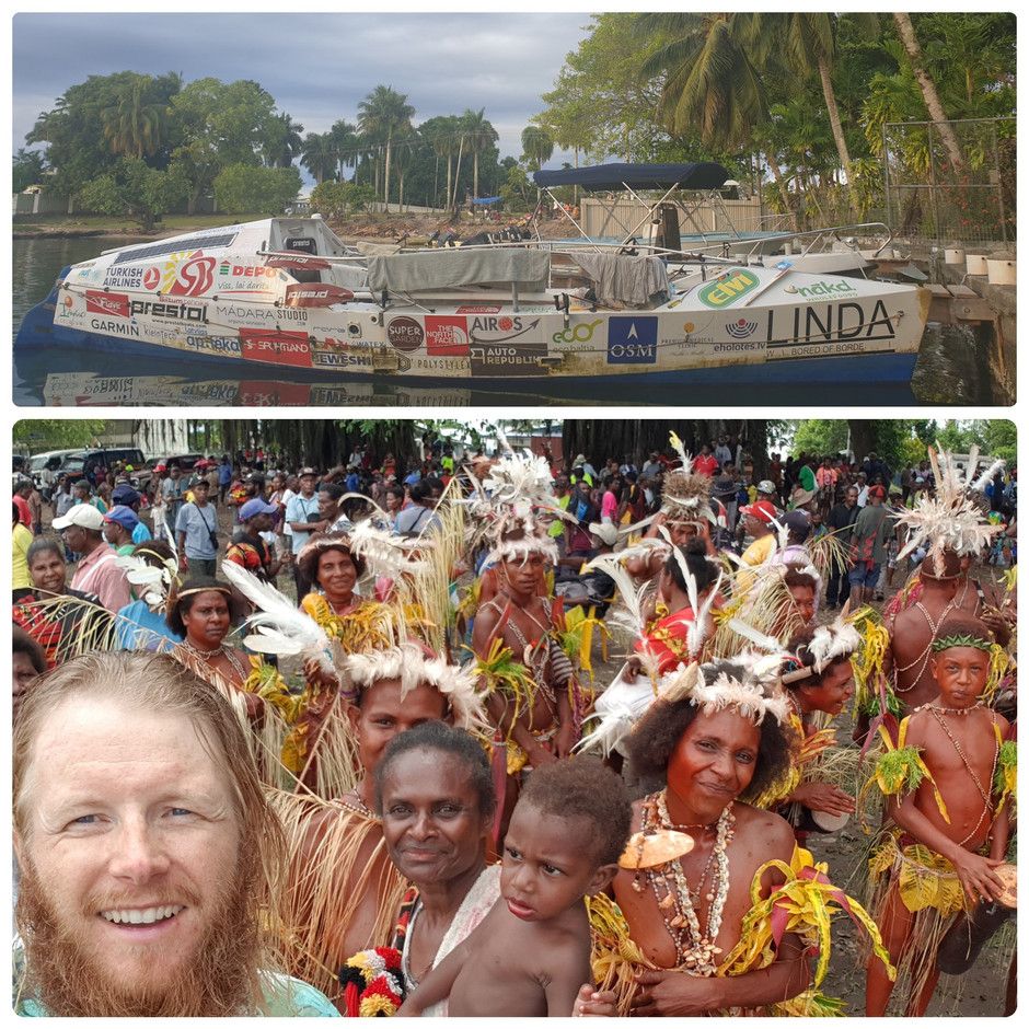 Velcome To PNG