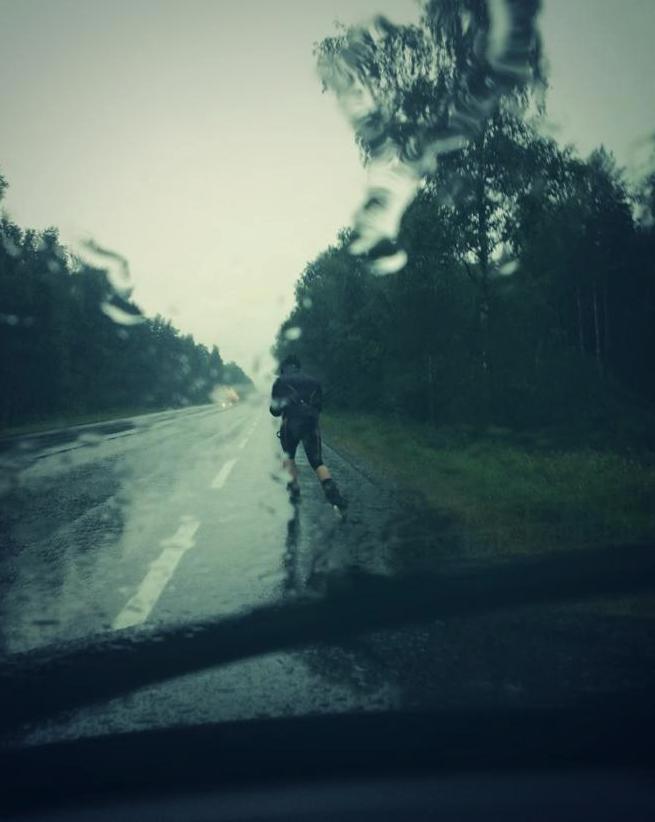 The Raining Man