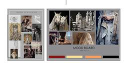 Theme Board and mood baord