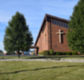 New Hope Lutheran Church Ossian IN Building