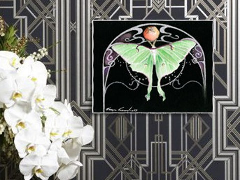 Lunar Moth Limited edition