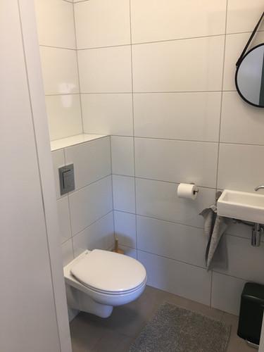 Appart toilet