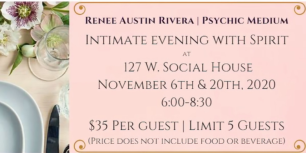 Intimate Evening With Spirit