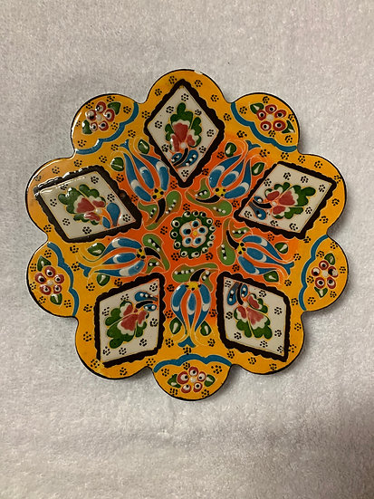 Handmade Turkish Ceramic Trivets