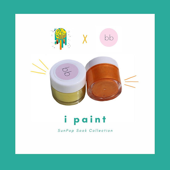 PRE-ORDER: i paint