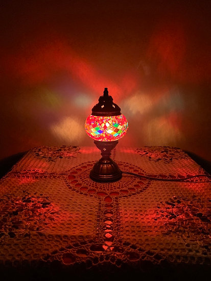 Handcrafted Turkish Lamps