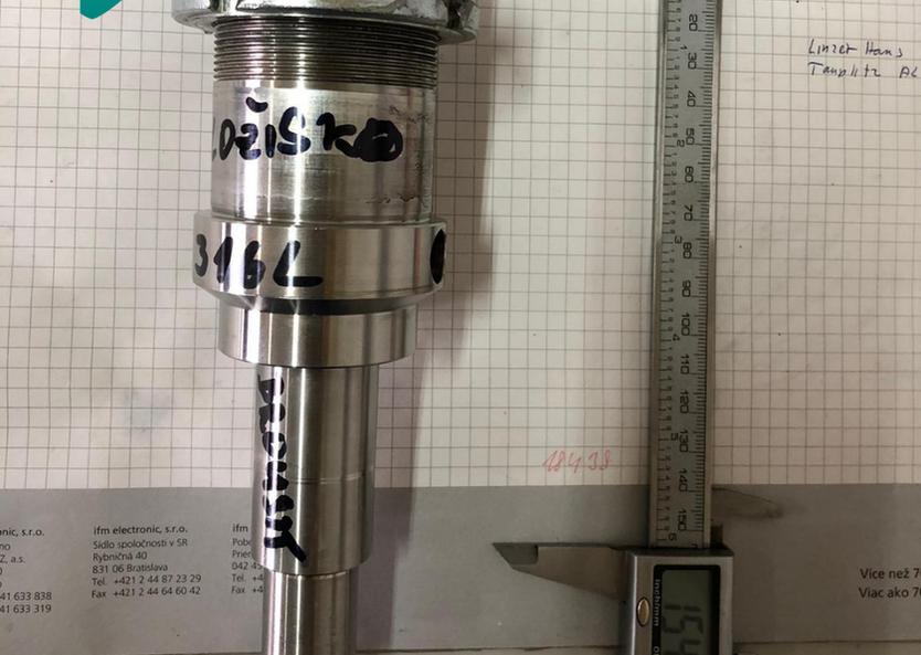 Reverse engineering - shaft