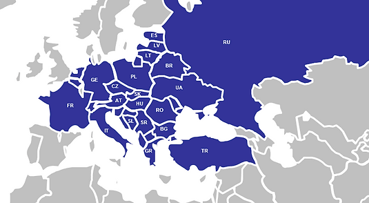 Proofest is active in the region of Central / Eastern Europe