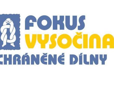 Fokus Vysočina - chráněné dílny