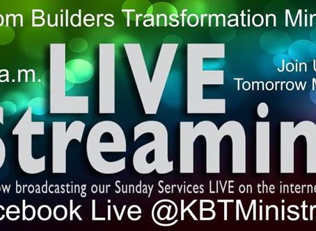 Sunday Worship Service Livestream