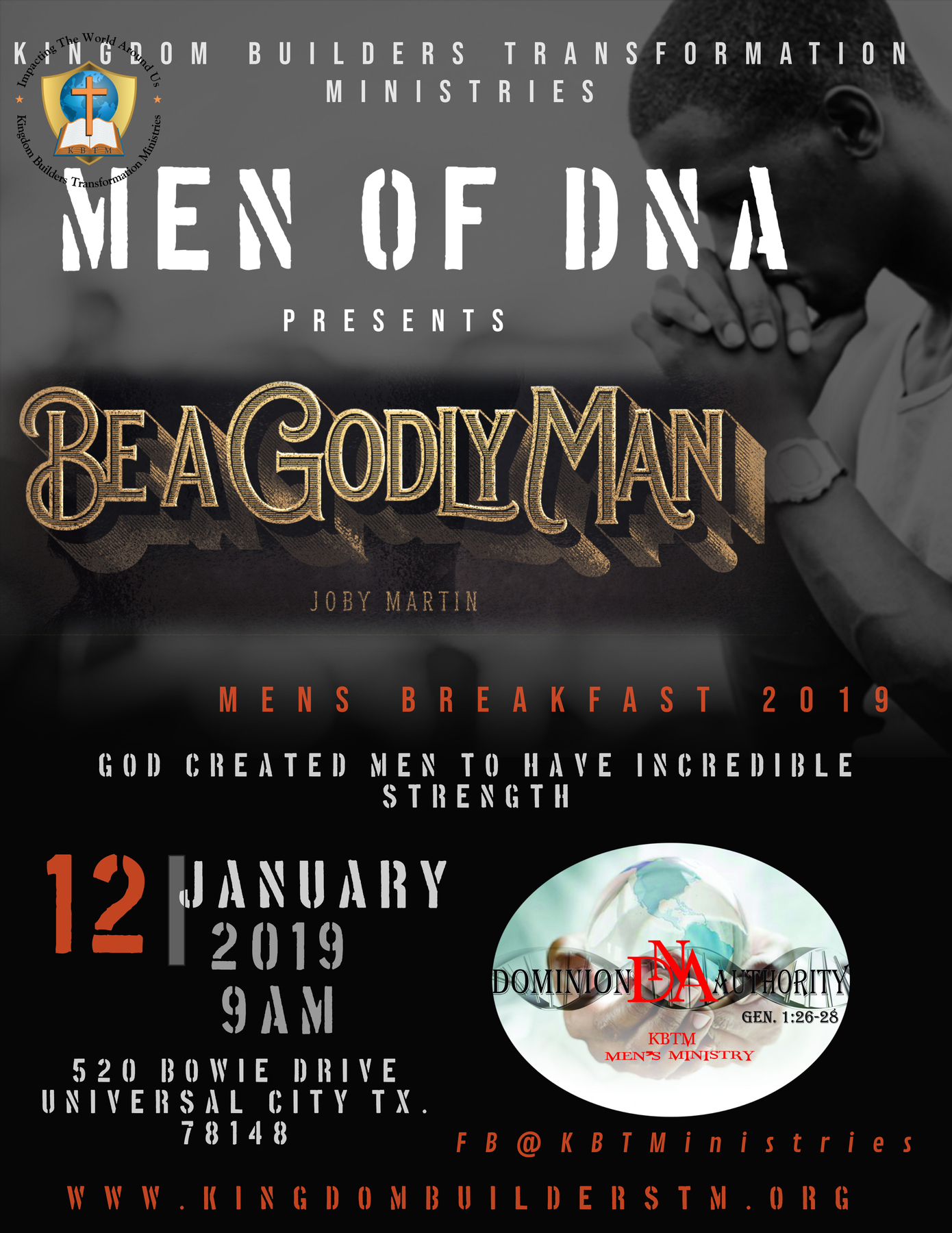 Copy of Mens Conference Event Flyer (1).
