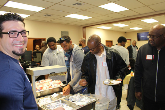 Men's Breakfast Jan 2019