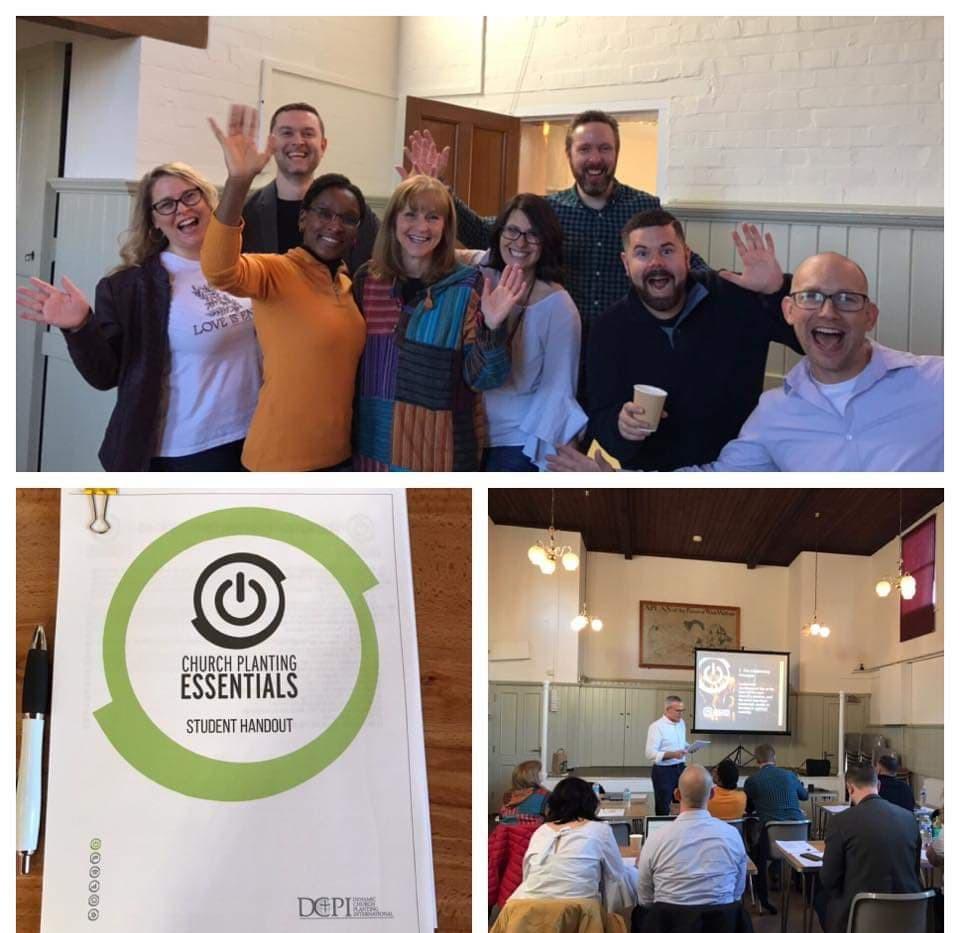 Dynamic Church Planting International