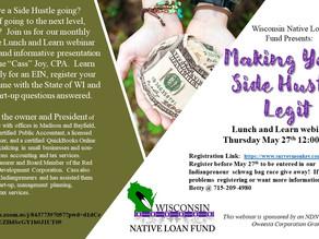 Make Your Side Hustle Legit