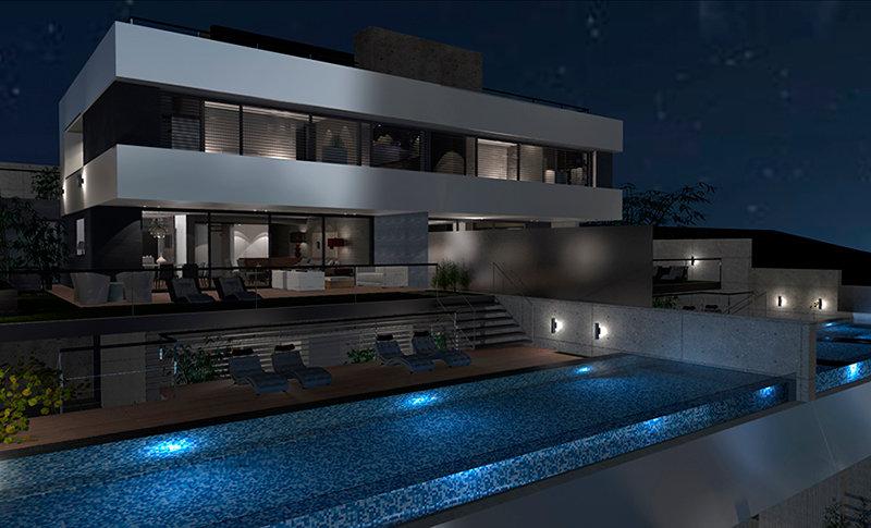Beautiful contemporary villa