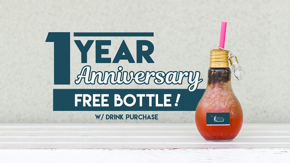 Celebrate Urban Location's One Year Anniversary!