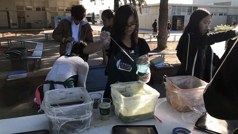 Urban Location and La Quinta High School Fundraiser