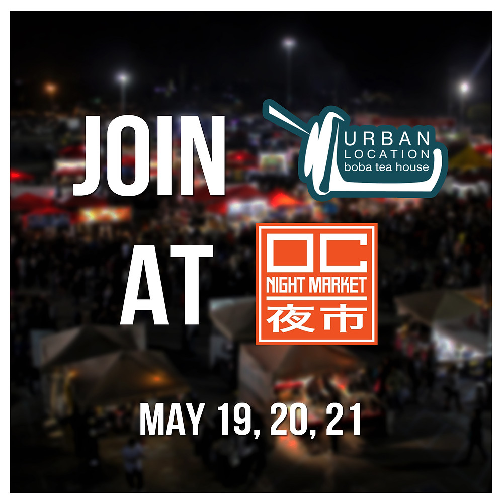 Join Urban Location at OC Night Market