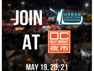 OC Night Market is Going to Be Lit!