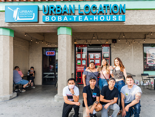 We now have two Urban Location stores!