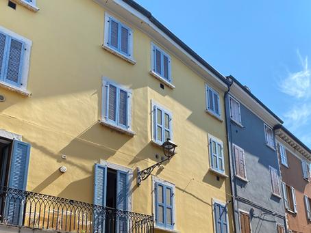 """Ein Dorfhaus am Gardasee  - """"Die ideale Lösung für junge Familien oder ältere Paare"""""""