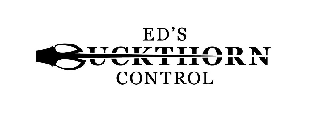 Ed's Buckthorn Control Logo