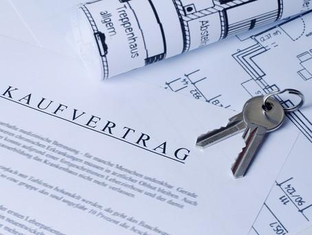 Beim Kauf einer Immobilie in Italien wird der Kaufpreis beim Notar hinterlegt