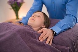 Esoteric Healing with client