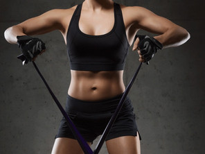 Full Body Resistance Band Workout